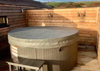 Kellas Estate Hot Tubs