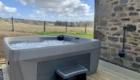 Braeside hot tub